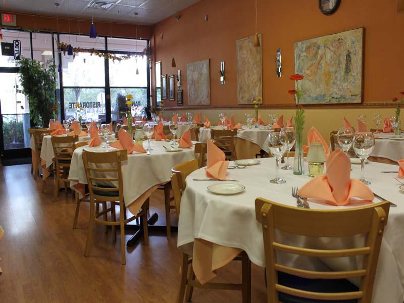 Italian Restaurant Naples Florida