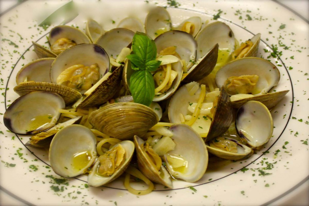 linguine white clam sauce $ 18 95 linguine with white clam sauce